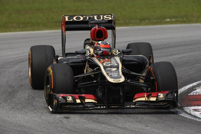 Kimi Raikkonen - Photo Credit: Lotus F1 Team