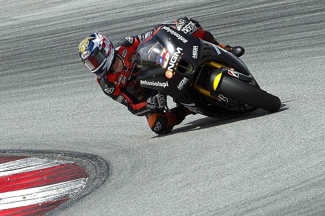 Colin Edwards - Photo Credit: Forward Racing