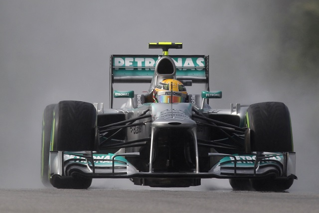 Lewis Hamilton - Photo Credit: Daimler
