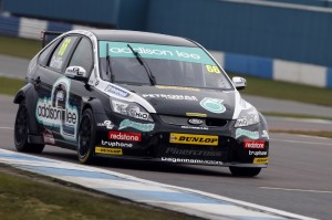 Griffin returns to the BTCC in the Jack Sears Trophy (1)