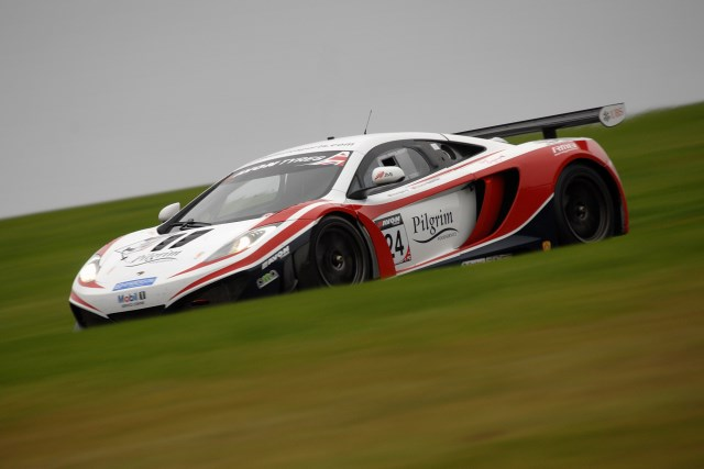 The Jones' example will join United Autosports' two MP4-12C GT3 on the grid (Photo Credit: Chris Gurton Photography)