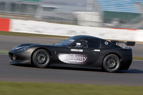 Huyton Is Looking To Match ingram And Davies With Back-To-Back Ginetta Titles