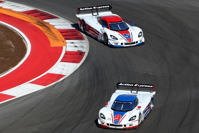 Action Express Racing, Circuit of the Americas (Photo Credit: Grand-Am)