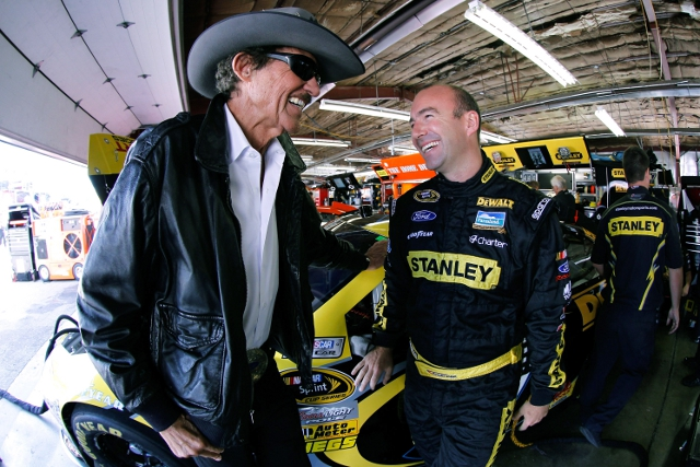 Australian Ambrose is aiming for a return to his previous Bristol form (Photo Credit: Todd Warshaw/Getty Images for NASCAR)