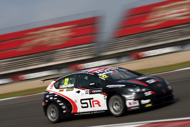 Tom Boardman - Photo Credit: FIA WTCC
