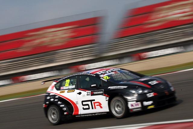 Tom Boardman - Photo Credit: FIA WTCC