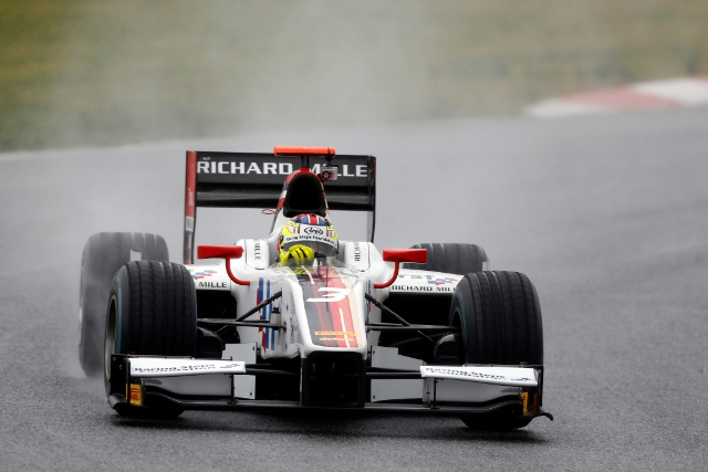 Calado set the fastest time of the day (Photo Credit: Alastair Staley/GP2 Series Media Service)