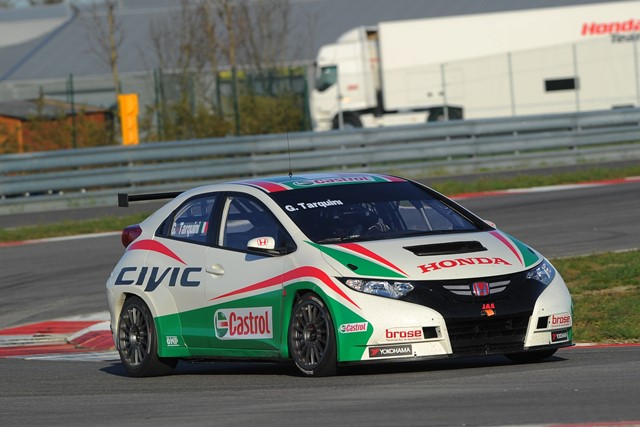 Castrol Honda - Photo Credit: Honda