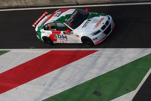 Stefano D'Aste - Photo Credit: FIA WTCC