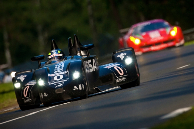 The DeltaWing made it's race debut at the 24 Hours of Le Mans last season (Photo Credit: Highcroft Racing)
