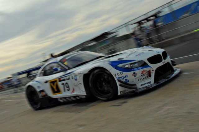 Barwell will run a pair of Ecurie Ecosse BMWs as well as a lone Aston Martin GT3 (Photo Credit: Chris Gurton Photography)