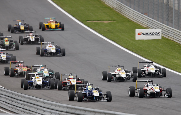 Racing to the first corner comes soon in 2013 (Image credit: FIA.com)