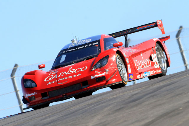 Jon Fogarty and Alex Gurney won the race, leading home the Riley 1-2-3 (Photo Credit: Grand-Am)
