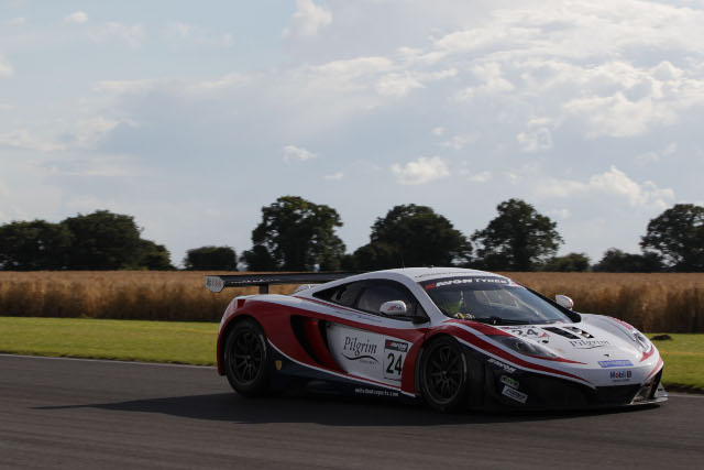Geddie joins United Autosports' McLaren team for the start of the britihs GT season (Photo Credit: Jakob Ebrey)