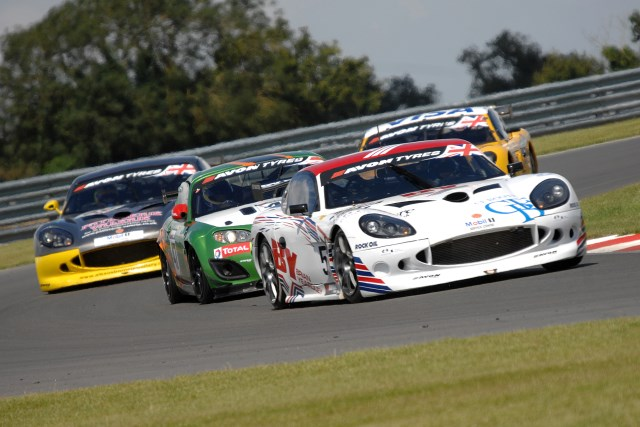 Ginettas lead the GT4 field again in 2013, but without the defending champions (Photo Credit: Chris Gurton Photography)