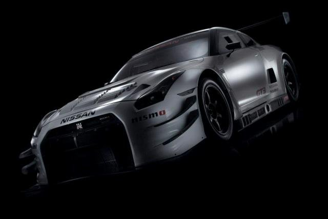 Nissan GT-R Nismo GT3 - Photo Credit: JRM