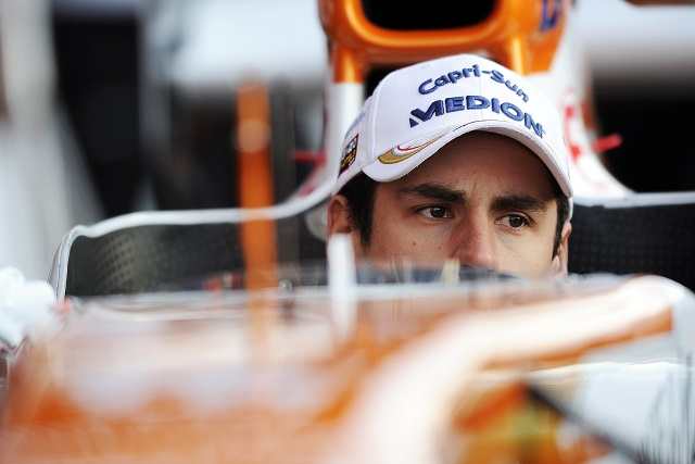 Adrian Sutil was pleased to complete a trouble-free day of testing to wrap up his preparations for the 2013 Formula One season. The first two days of the second Barcelona...