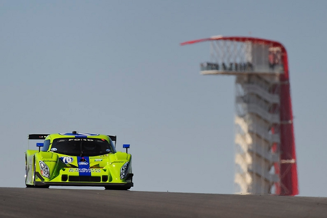 Krohn Racing, Circuit of the Americas (Photo Credit: Krohn Racing)