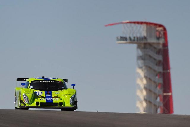 Krohn Racing, Circuit of the Americas (Photo Credit: Krohn Racing)