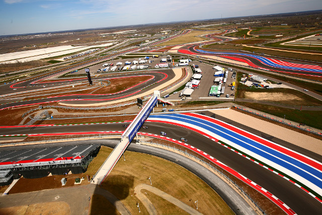 The second round of the CTSCC brought McAleer to the Circuit of the Americas (Photo Credit: CJ Wilson Racing)