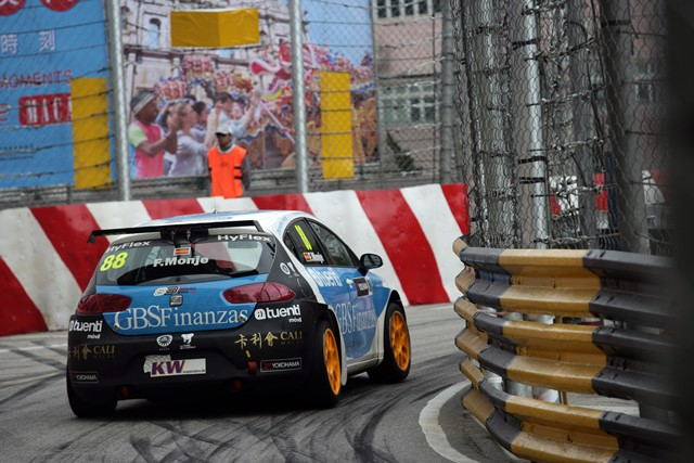 Fernando Monje - Photo Credit: FIA WTCC