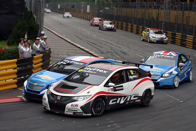 Tiago Monteiro - Photo Credit: FIA WTCC