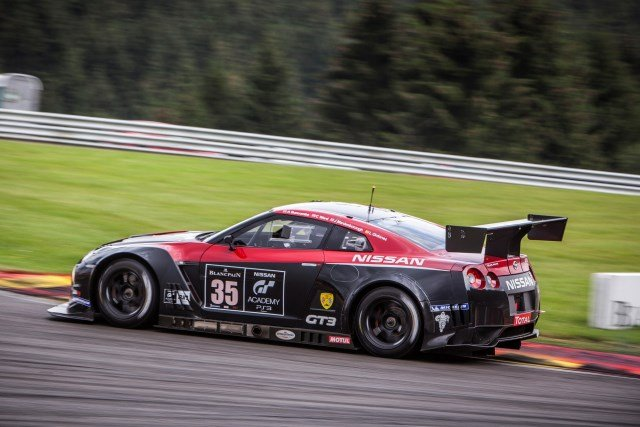 Nissan GT-R GT3 - Photo Credit: Nissan