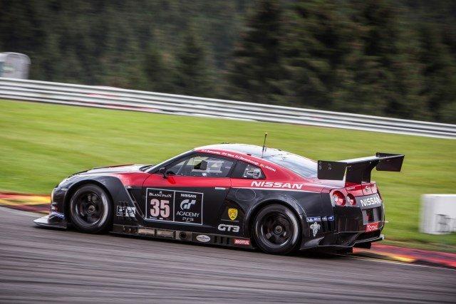 Nissan GT-R GT3 - Photo Credit: Nissan