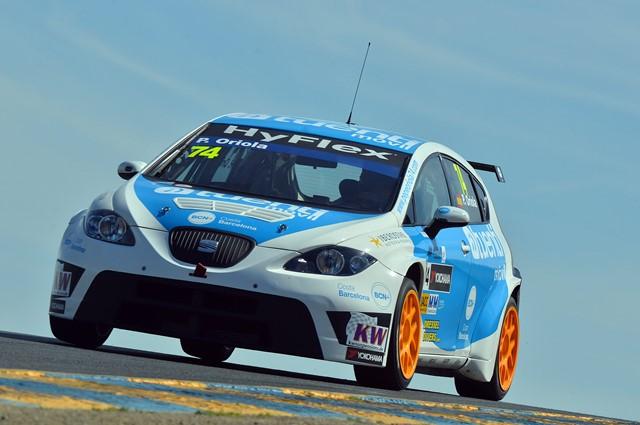 Pepe Oriola - Photo Credit: FIA WTCC