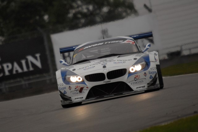 Two BMWs start the season under the Ecurie Ecosse name, with four Z4 in total (Photo Credit: Chris Gurton Photography)