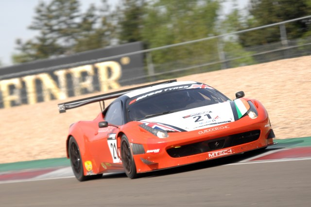 Ferrari teams only one one race in 2012. Will more cars equal more wins? (Photo Credit: Chris Gurton Photography)