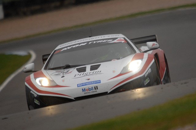 After fielding two MP4-12C in the 2012 finale United Autosports keep the pair in the UK for the full 2013 season (Photo Credit: Chris Gurton Photography)