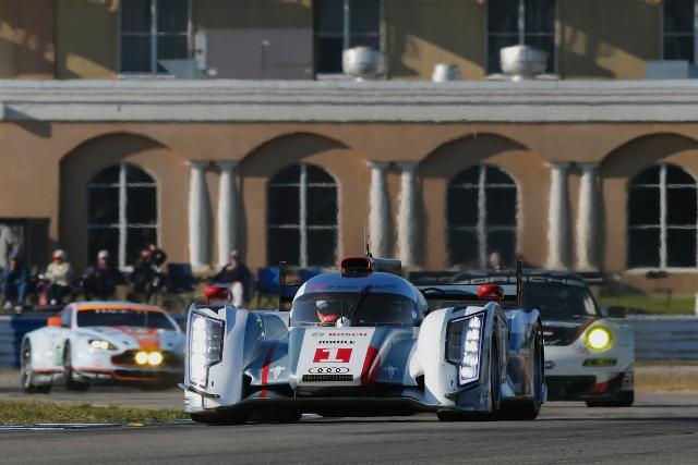 2013 12 Hours of Sebring (Photo Credit: Audi Motorsport)