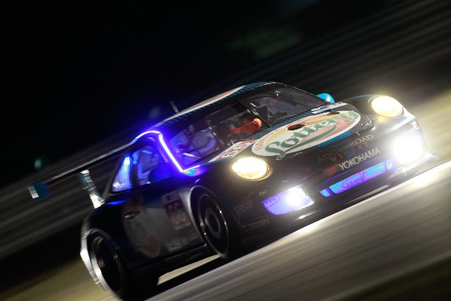 2013 12 Hours of Sebring (Photo Credit: Porsche North America)