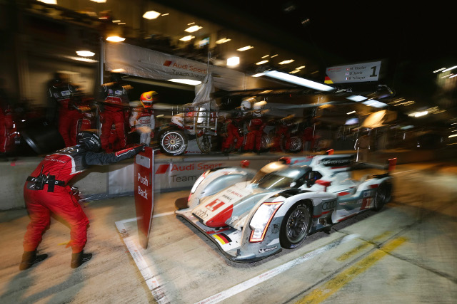 2013 12 Hours of Sebring (Photo Credit: Audi Motorsport)