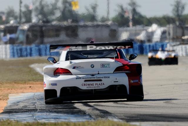 2013 12 Hours of Sebring (Photo Credit: BMW AG)