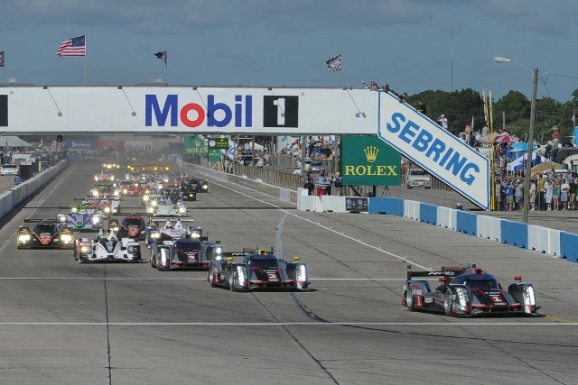 The 12 Hours may have lost its WEC place, but continues to attract an international field (Photo Credit: Ryan Smith)