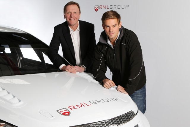 Ray Mallock and Tom Chilton - Photo Credit: RML