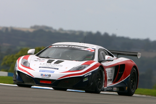United Autosports will enter two McLarens and an Audi for the 2013 season (Photo Credit: Jakob Ebrey)