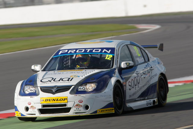 The squad will run the Focus alongside the NGTC Proton Persona (Photo Credit: BTCC.net)