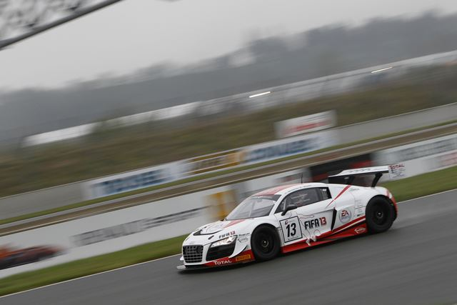 #13 WRT Audi - Photo Credit: VIMAGES/Fabre