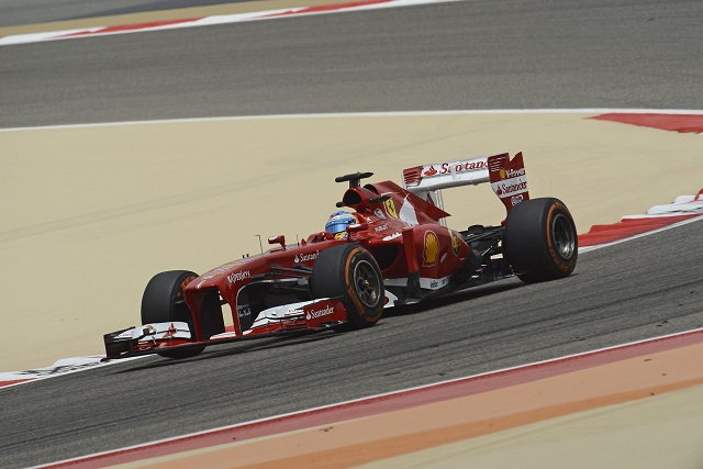 Fernando Alonso - Photo Credit: Ferrari