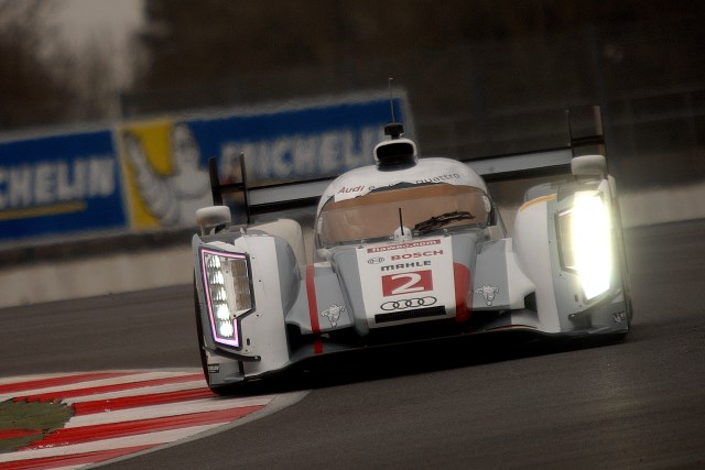 Kristensen's late lap put the #2 atop the first session of the new WEC season (Photo Credit: Chris Gurton Photography)