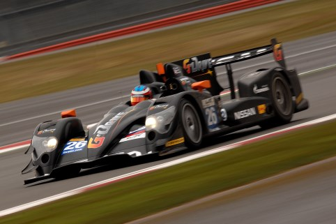 Mike Conway was the fastest man in LMP2, another to improve late in the best conditions (Photo Credit: Chris Gurton Photography)