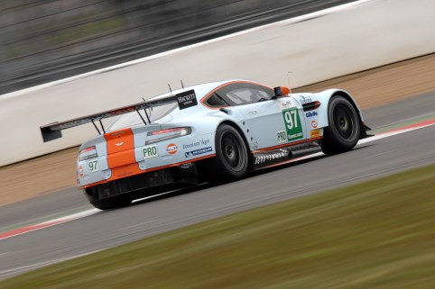 Aston Martin Racing finished 1-2 in both the LMGTE Pro and Am classes (Photo Credit: Chris Gurton Photography)