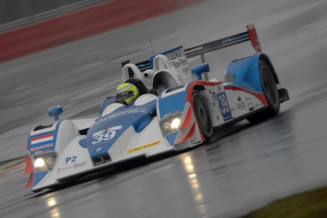 Olivier Porta and Romain Brandela drove for DKR at Silverstone (Photo Credit: Chris Gurton Photography)