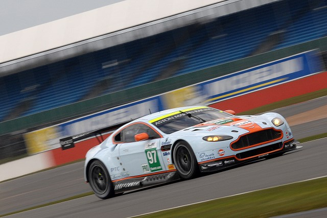 The Mucke/Turner/Senna #97 led every single lap in LMGTE Pro (Photo Credit: Chris Gurton Photography)