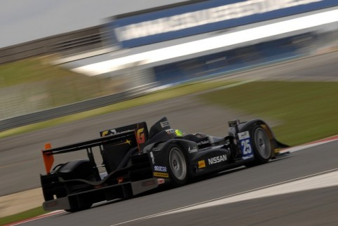 Tor Graves' full stint on intermediate tyres sent the #25 crew to LMP2 victory (Photo Credit: Chris Gurton Photography)