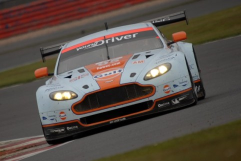 The all-Danish #95 proved dominant in LMGTE Am (Photo Credit: Chris Gurton Photography)