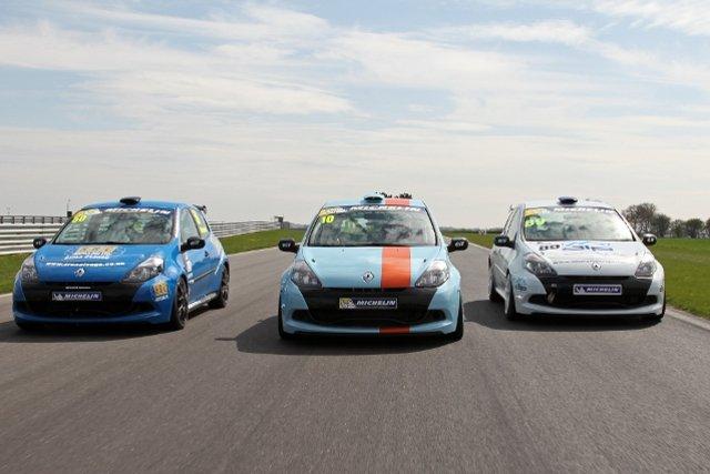 Clio Cup Series 2013 - Jakob Ebrey